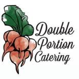 double-portion-catering-logo